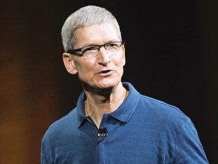 Ce salariu are Tim Cook, CEO Apple, unul dintre cei mai influenţi executivi din lume