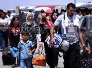 De ce le era frică nu au scăpat! Refugiaţii au găsit o NOUĂ rută spre Europa, care ocoleşte toate obstacolele