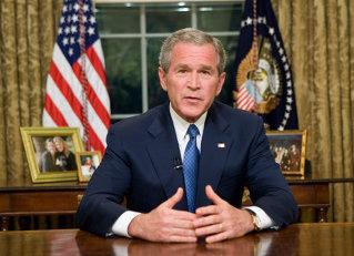 George Bush, fost preşedinte al SUA