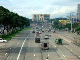 Philippines' Commonwealth Avenue