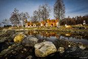 GALERIE FOTO. Cum arată primul castel de lut din România, devenit celebru în presa din străinătate