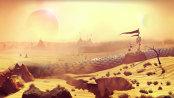 """FOTO, VIDEO. No Man's Sky sau cum un joc pentru calculator este infinit, cu circa 18 trilioane de planete. """"Dacă un jucător ar vizita fiecare planetă pentru o secundă, ar avea nevoie de 500 de miliarde de ani pentru a le vizita pe toate"""""""