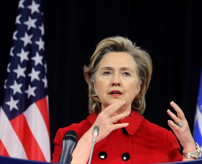 Idea)))) consider, Hillary clinton with cum on face really