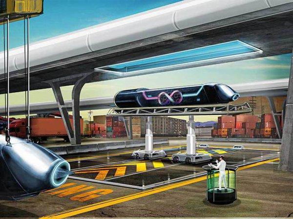 """Transportul viitorului care ar putea transforma profund economia lumii. """"Am putea asemăna această experienţă cu teleportarea reală, ceea ce ar fi minunat"""""""