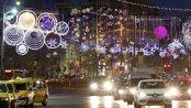 Bucureştiul, în topul celor mai frumos iluminate oraşe de Crăciun, alături de Paris, Londra sau Madrid