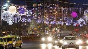 Un oraş din România a fost inclus în topul celor mai frumos iluminate oraşe din Europa, alături de Londra, Madrid sau Budapesta. Galerie FOTO