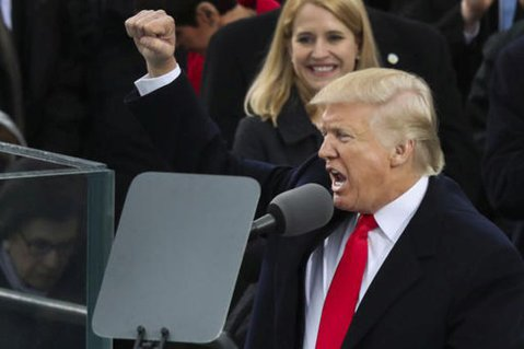 SURPRIZĂ de proporţii la primul discurs al lui Trump după învestire. NIMENI nu se aştepta la asta chiar în ziua în care devine cel mai puternic om din lume