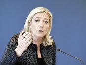 """Decizie şoc, la numai o zi după primul tur al alegerilor controversate de ieri din Franţa: Marine Le Pen se retrage de la conducerea Frontului Naţional. """"Voi fi peste orice considerente de partid"""""""