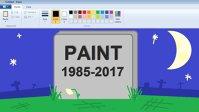 RIP Paint. Microsoft va renunţa la celebra aplicaţie Paint, după 32 de ani
