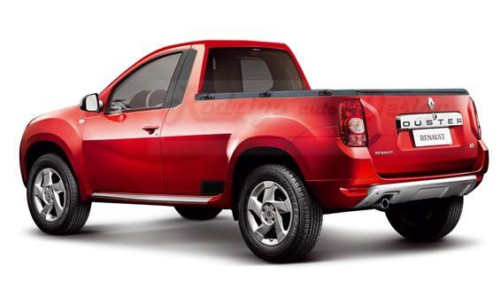 Dacia va livra până la finalul anului 500 de autoturisme Duster Pick-Up modificate