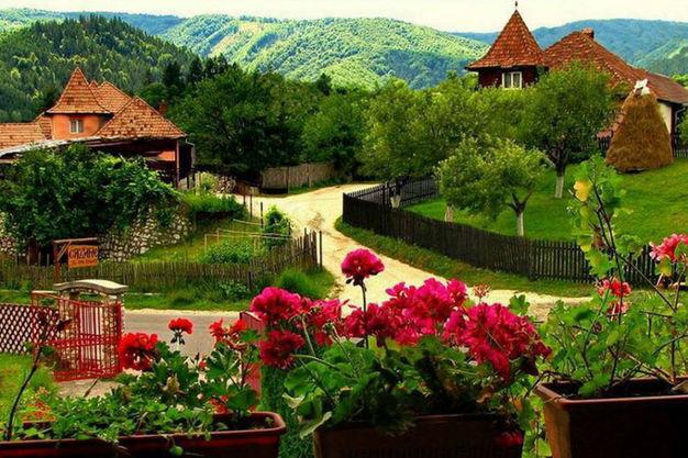 Cele mai frumoase sate din Rom�nia, pe care trebuie să le vizitezi