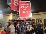 BREAKING NEWS! Un lanţ de magazine din România se închide şi vinde tot! Lichidări de stoc şi reduceri MASIVE