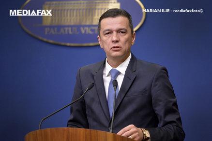 Grindeanu: Am demis toţi secretarii de stat şi secretarul general din cadrul Ministerului Dezvoltării Regionale pentru că au întârziat programul PNDL 2