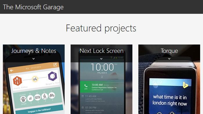 Microsoft lansează trei noi aplicaţii pentru Android