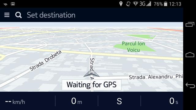 Cum foloseşti Here Maps pentru navigare GPS fără conexiune la internet