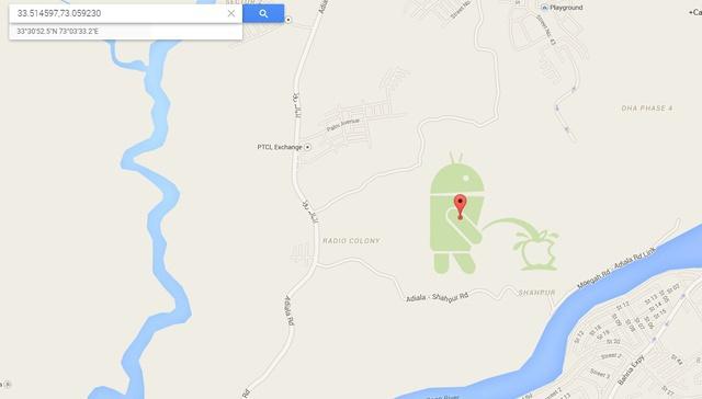 Google a suspendat serviciul Google Maps Map Maker în urma incidentului Bugdroid