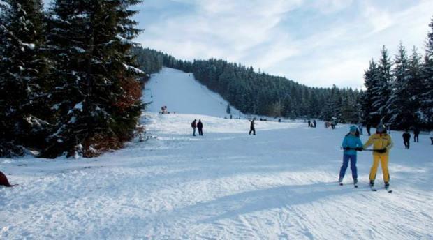S-a deschis o nouă pârtie de schi în România