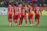 Şansă mare pentru Steaua de a intra în grupele Ligii Campionilor: Joacă cu Sporting Lisabona, iar meciul retur va fi la Bucureşti, cu 55.000 de stelişti în tribune