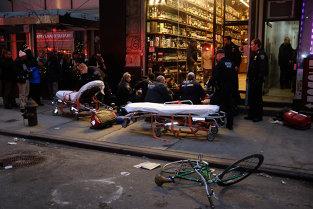 BREAKING. Un român a fost ÎMPUŞCAT în plină stradă sub ochii îngroziţi ai trecătorilor