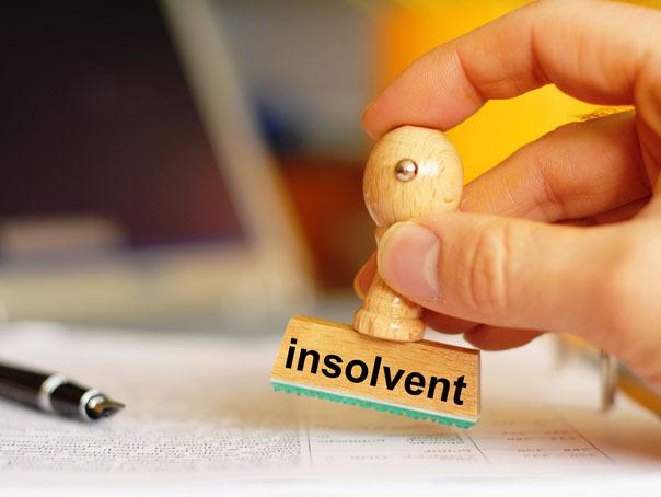Numărul companiilor intrate în insolvenţă a scăzut cu 22% în primele şapte luni din 2016. În luna iulie au fost cele mai puţine insolvenţe din ultimii şapte ani