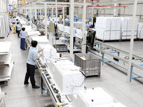 Topul celor mai mari exportatori de electrocasnice: Primele 3 fabrici se apropie de 600 mil. euro. Arctic rămâne cel mai important exportator local