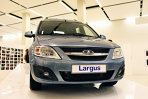 Centrul de Logistică Dacia a început să livreze piese pentru modelul Logan produs de Lada la Togliatti