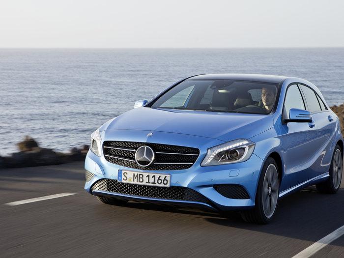 V�nzări record pentru Mercedes-Benz �n al treilea trimestru al anului