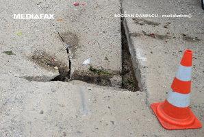 Efectul în lanţ al unei gropi în asfalt pe cea mai importantă rută de export