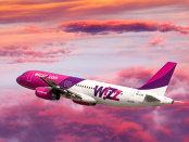 Wizz air introduce din decembrie două noi rute din Bucureşti. Preţurile încep de la 109 lei