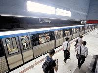 Metroul de un miliard de euro Bucureşti - aeroportul Coandă nu va fi gata pentru campionatul european de fotbal din 2020