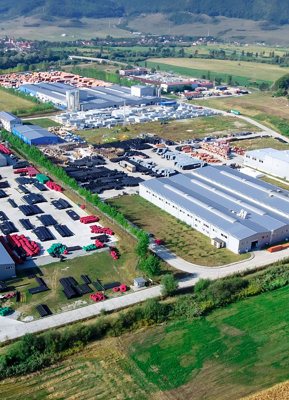 Model de dezvoltare : Investiţii de 40 de milioane de euro au ajuns într-un an la Oradea în parcurile industriale din jurul oraşului. Cine sunt investitorii?
