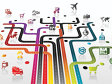 Transportatorii rutieri de persoane, în competiţie cu operatorii aerieni low-cost