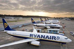 Ofertă FULGER de la Ryanair: Scoate la vânzare bilete la 5 euro. Unde puteţi călători