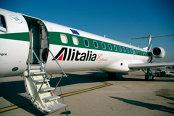 Alitalia: 1.358 de angajaţi în şomaj tehnic