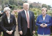 Trump împinge America spre un război comercial cu Germania, unul din multele şocuri care vor fragmenta comerţul global şi lumea