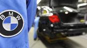 Probleme majore la BMW: Gigantul german a fost obligat să oprească producţia în mai multe fabrici, după ce un furnizor italian nu a livrat piesele necesare