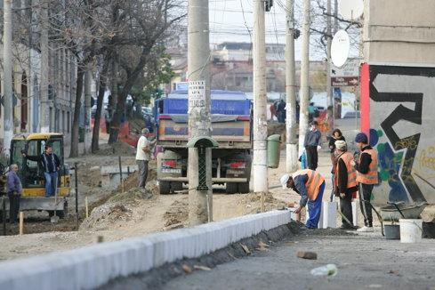 Primăria Sibiu are în plan investiţii de 7 mil. euro pentru modernizarea străzilor