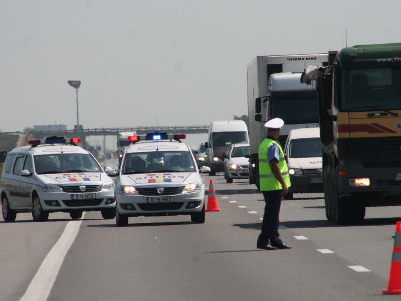 Schimbare URIAŞĂ pe DN1! De azi şoferii nu vor mai avea voie să facă ASTA. Decizia care afectează zeci de mii de şoferi care circulă zilnic pe DN1