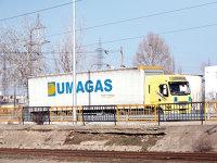 Şeful transportatorului Dumagas: Volumul de mărfuri pe rutele interne a crescut cu 25%