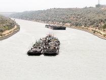 Companiile de navigaţie transportă tot mai multe mărfuri şi tot mai puţini pasageri, pe mare şi pe Dunăre
