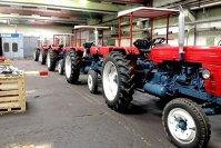 Tractorul Universal 650 revine pe piaţa româneasca la 10 ani de la închiderea fabricii din Braşov. Cât va costa