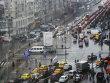 """În timp ce Bucureştiul se umple de rable, iar în trei săptămâni încep şcolile, Primăria Capitalei are doar """"pe hârtie"""" planuri pentru reducerea poluării şi fluidizarea traficului"""