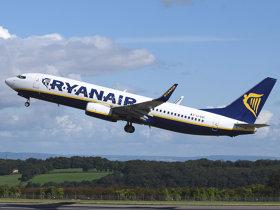 """Ryanair zboară spre 2,9 milioane de pasageri în România, un plus de 60%. """"Iulie a fost o lună record"""""""