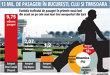Grafic: Evoluţia traficului de pasageri în primele nouă luni din acest an pe cele mai mari trei aeroporturi din ţară