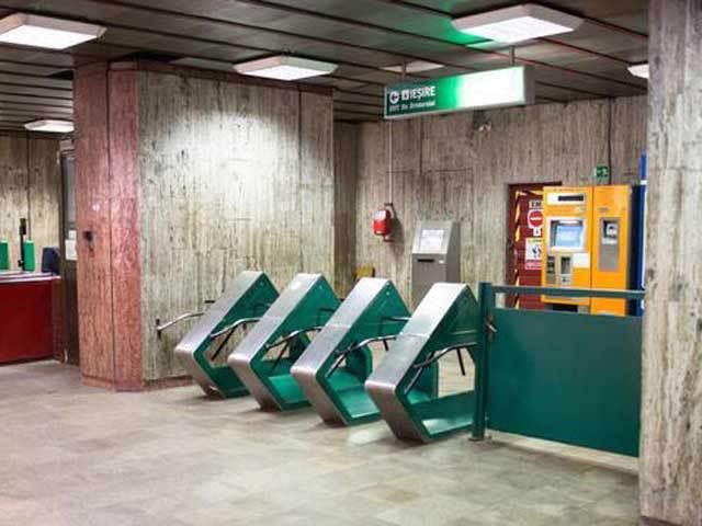 181 milioane de lei pentru modernizarea porţilor de acces la metrou