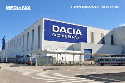 """Automobile Dacia susţine că va aplica """"cele mai bune soluţii"""" pentru a proteja veniturile angajaţilor şi nu se asociază cu mişcările de protest"""