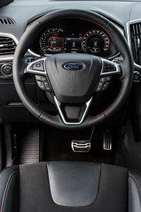 Ford prezintă noul SUV Edge cu un nou motor diesel de 238 CP şi noi sisteme de asistenţă. Galerie FOTO