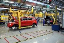 Investiţia Ford la uzina de la Craiova a ajuns la 1,2 mld.euro după zece ani pe piaţa locală; fabrica a ajuns la 4492 angajaţi