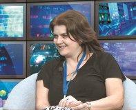 ZF Live. Camelia Enescu, director de marketing şi vânzări Tarom: Ar trebui să creştem cu 35% numărul de pasageri, un proiect foarte ambiţios