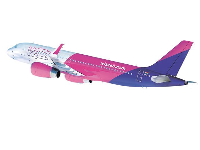 Compania low-cost Wizz Air şi-a majorat traficul cu 15%, la 1,5 milioane de pasageri în T1/2018